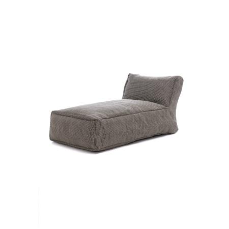 DOTTY Long Chair Grey, 70 x...