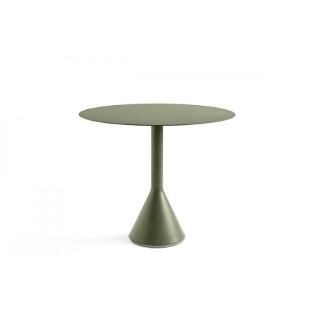 Table Palissade Cône - Olive