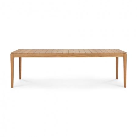 Table Bok en teck - 250x100 cm