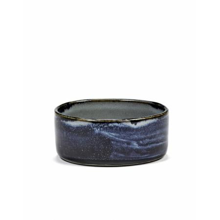 Bol Cylindre Bas XS - Bleu