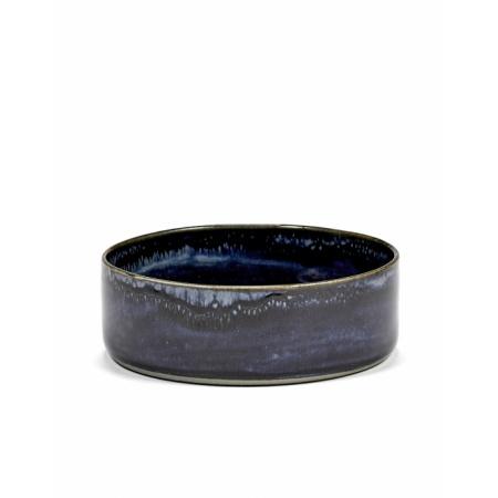 Bol Cylindre Bas S - Bleu
