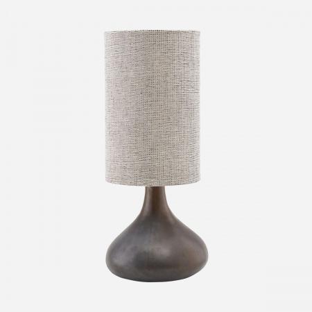 Lampe à poser - DIYA - Marron