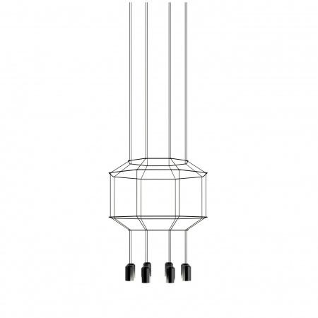 Lampe Suspendue Wireflow -...
